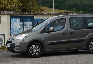 berlingo marron